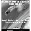 Ski test Black Diamond