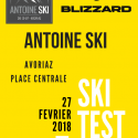 Ski test Blizzard